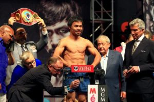 IRS seeks $18.4 million in taxes from world champ Pacquiano