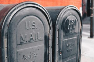 Certified mail from the IRS may contain important notices