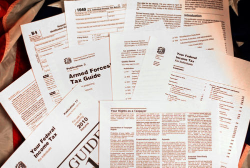 The letter from the IRS that you dreaded appeared in your mailbox