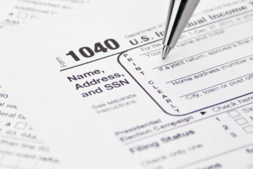 The IRS is delegating tax collection duties