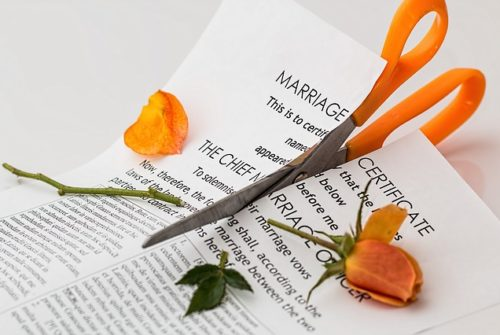 More effects of divorce on taxes