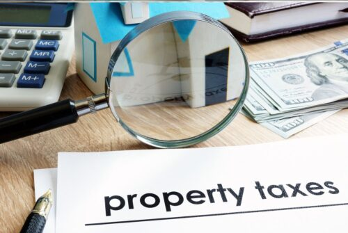 Property to Which a Tax Lien Attaches